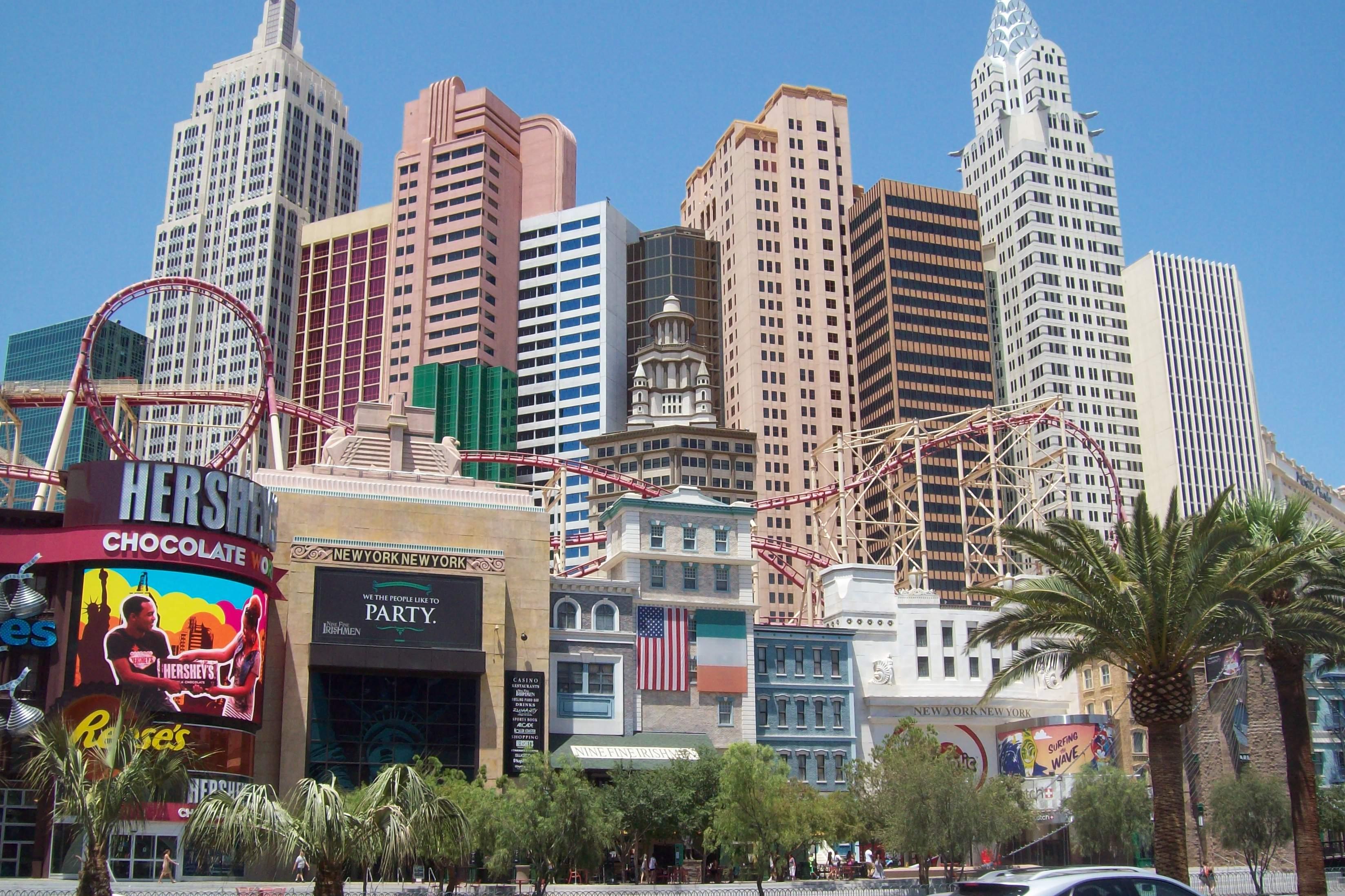 Cosa vedere a Las Vegas in due giorni