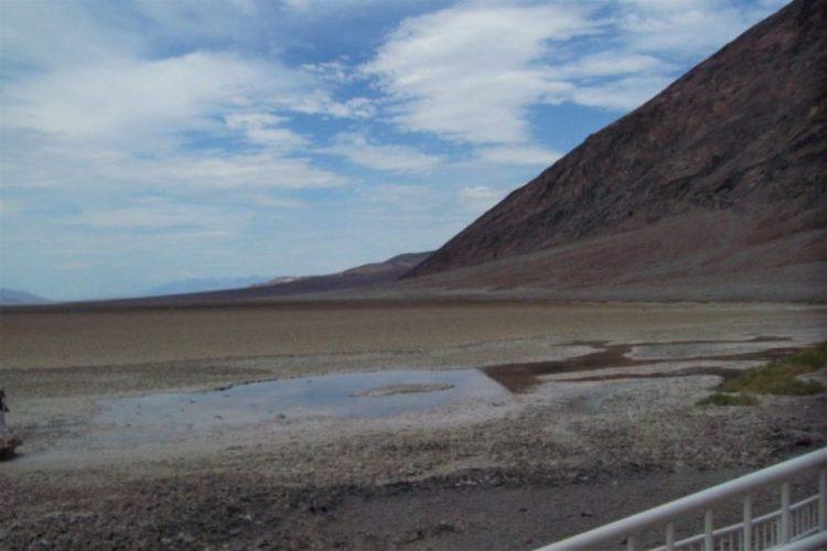 Badwater-Valle della Morte