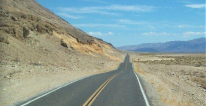 Da Las Vegas a Fresno- viaggio nella Valle della Morte