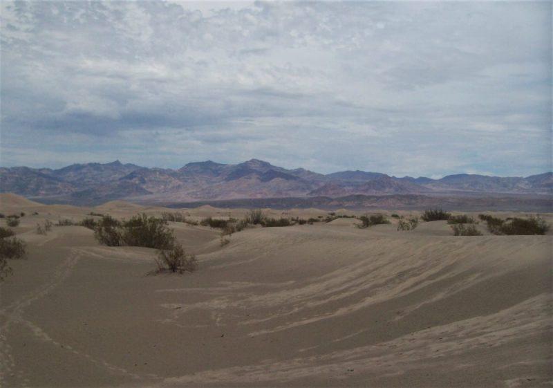 Viaggio nella Death Valley