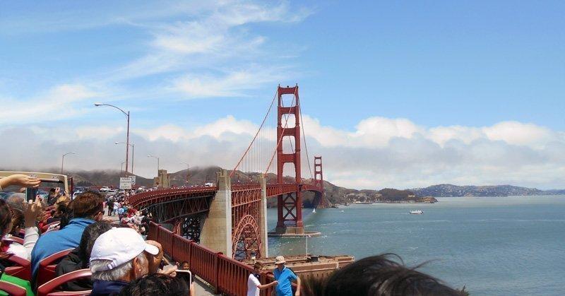 Golden-Gate-cosa fare e vedere a san francisco