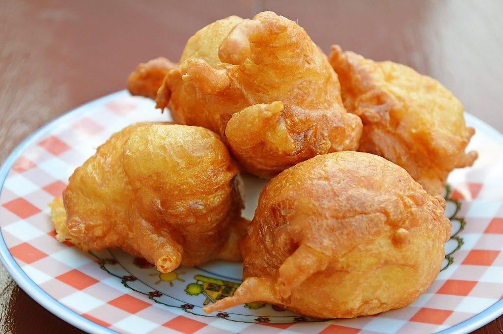 pittule.piatti tipici del salento