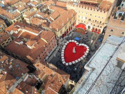 Visitare verona in un giorno-il mio romantico viaggio per san valentino a verona in love