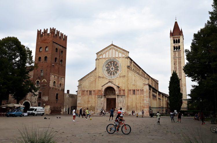 Chiesa di San Zeno-Verona
