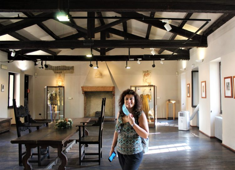 interno casa di giulietta-verona