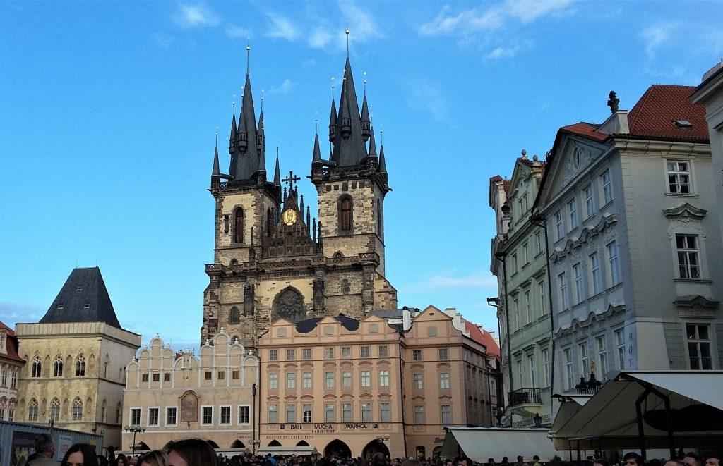 Praga-dove andare in vacanza a pasqua