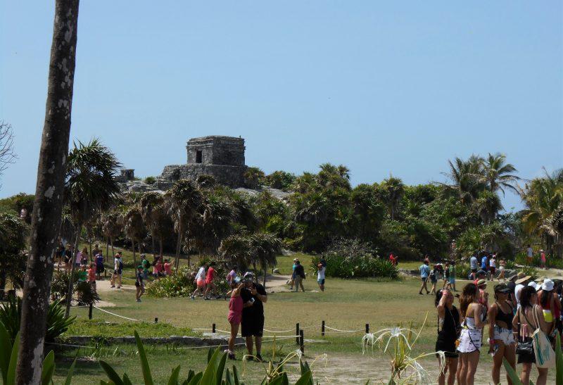 area archeologica Tulum