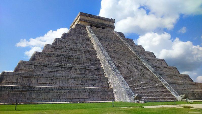 chichen-itza-piramide kukulkan