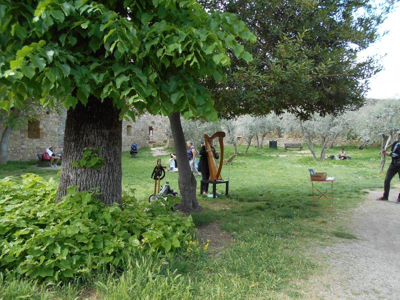 giardino rocca di montestaffoli