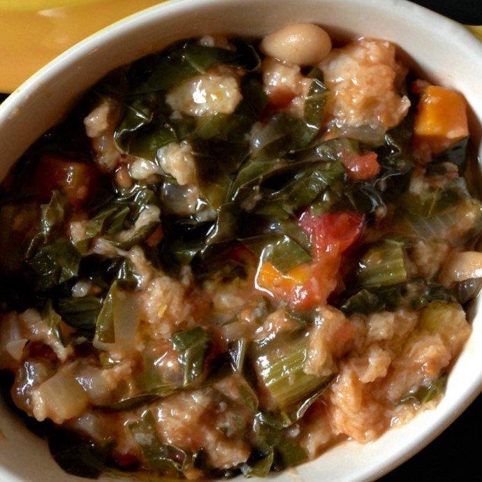 ribollita - piatti tipici fiorentini