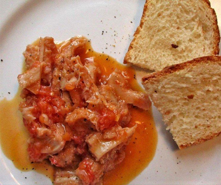 trippa alla fiorentina - cucina toscana