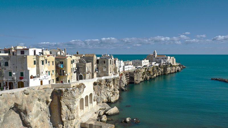 Vieste, Gargano - Puglia