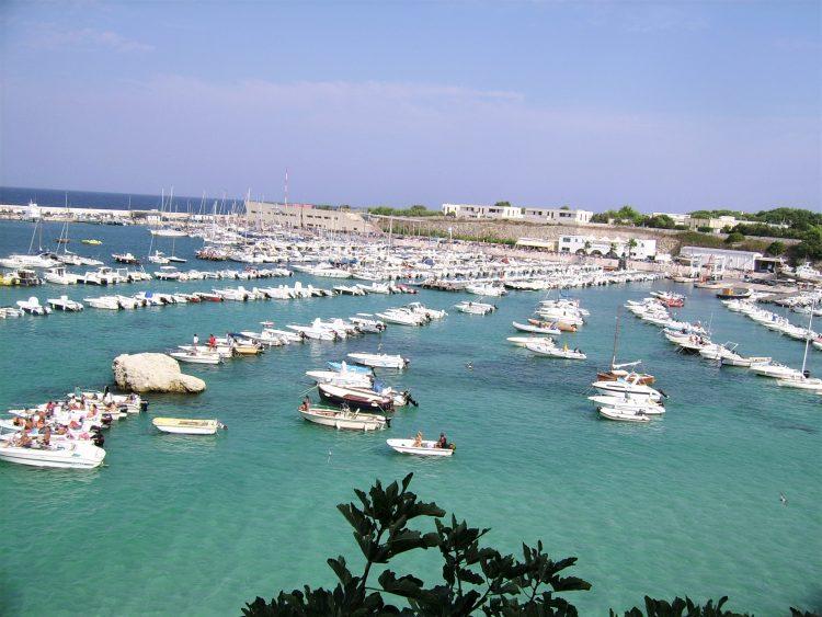 Porto di Otranto, Otranto-Puglia