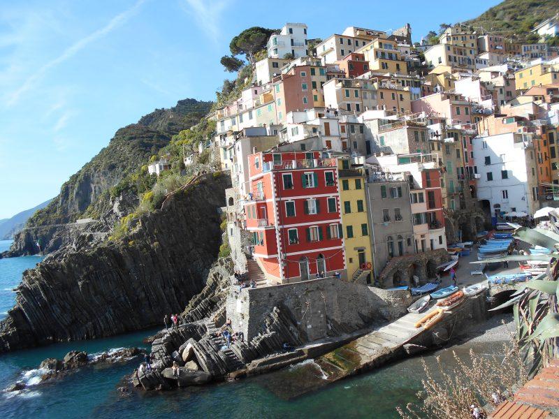 Riomaggiore-cinque terre-visitare le 5 terre in un giorno