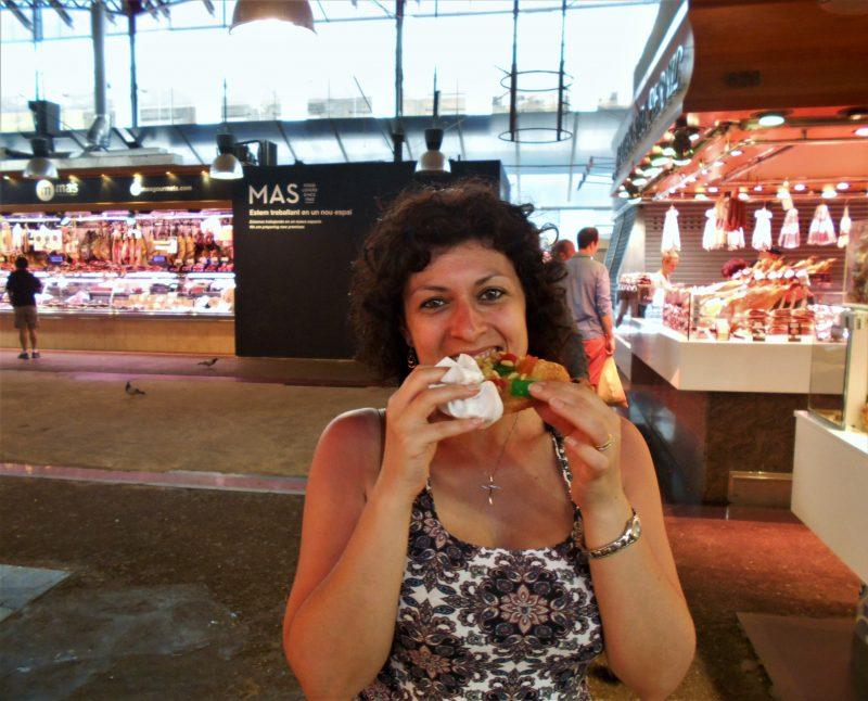 cosa mangiare a barcellona-coca-souovenir di viaggio