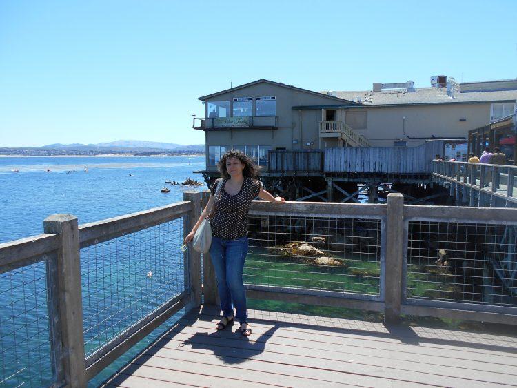 fisharman's warf of Monterey