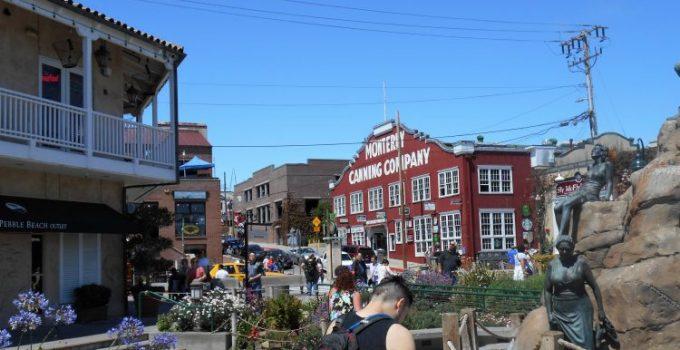 monterey, california-souvenirdiviaggio
