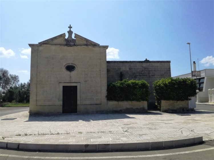 cappella di san paolo-acaya