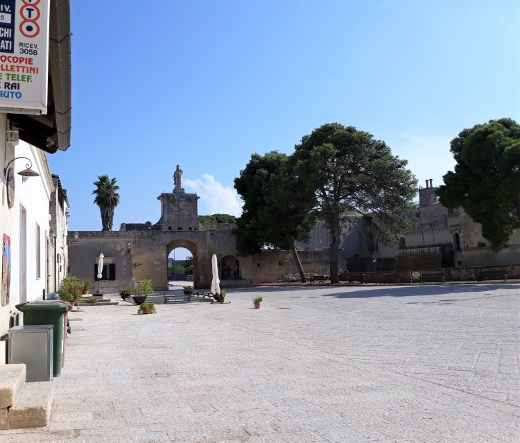 piazza castello-centro storico-acaya
