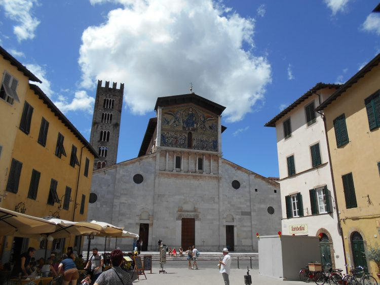basilica di san frediano-lucca-souvenirdiviaggio