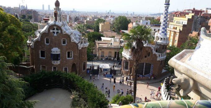 Cartina Itinerario Barcellona.Cosa Vedere A Barcellona In 3 Giorni Itinerario E Mappa