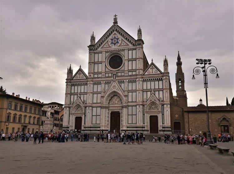 basilica di santa croce firenze-souvenirdiviaggio