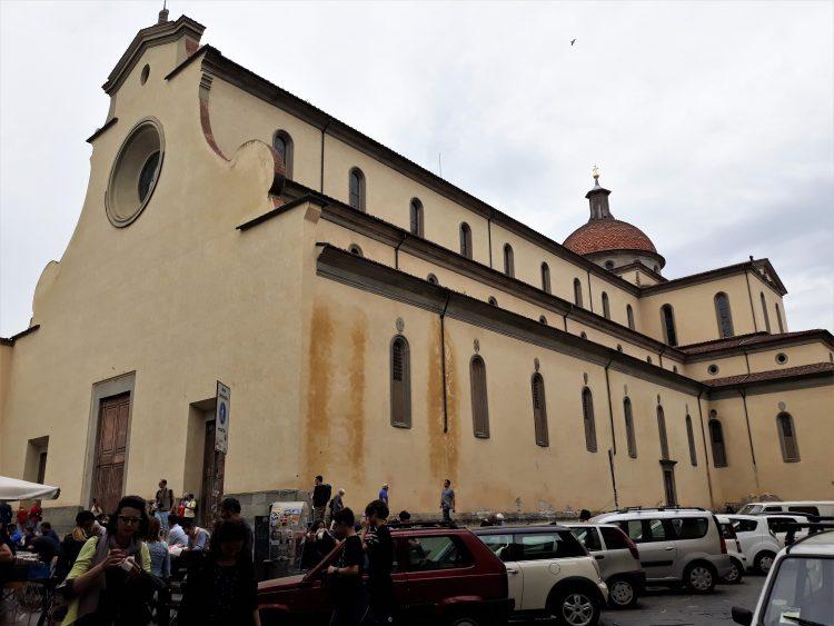 basilica di santo spirito-souvenirdiviaggio