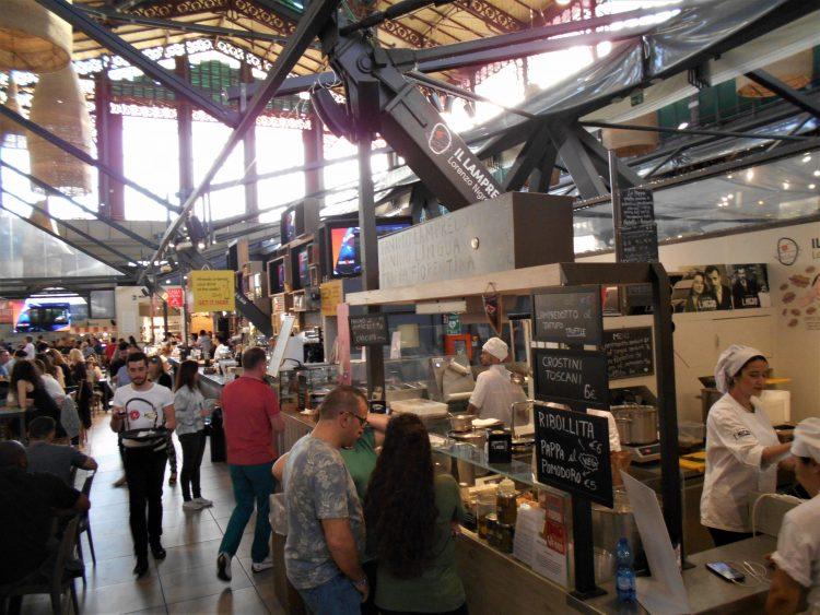 mercato genreale di san lorenzo-souvenirdiviaggio