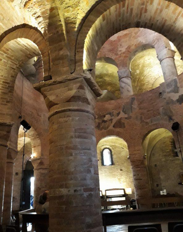 rotonda di san lorenzo-interno-sdv
