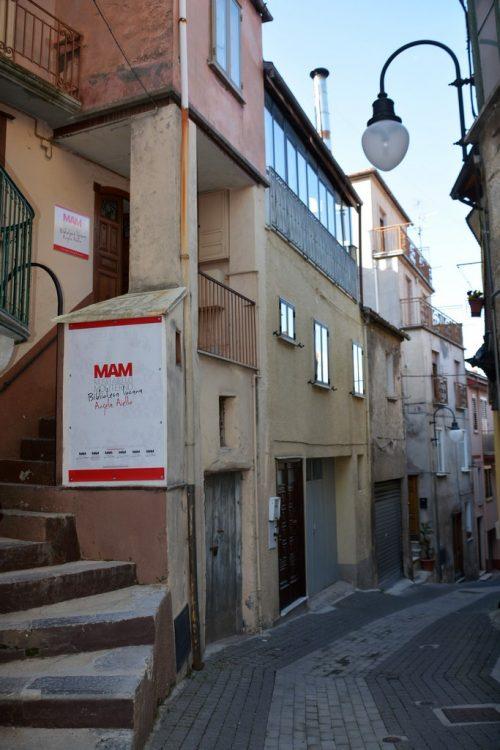 MAM Biblioteca Lucana Angela Aiello-souvenirdiviaggio