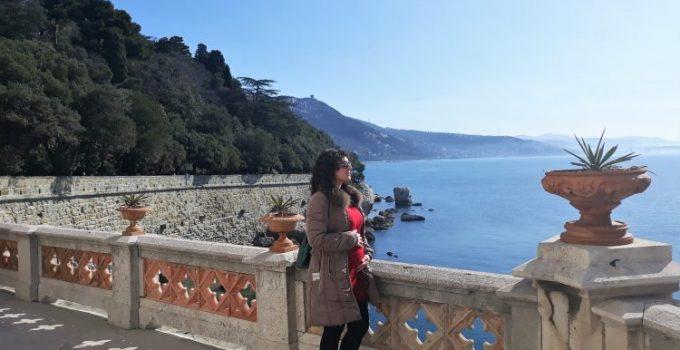 castello di miramare-souvenir di viaggio