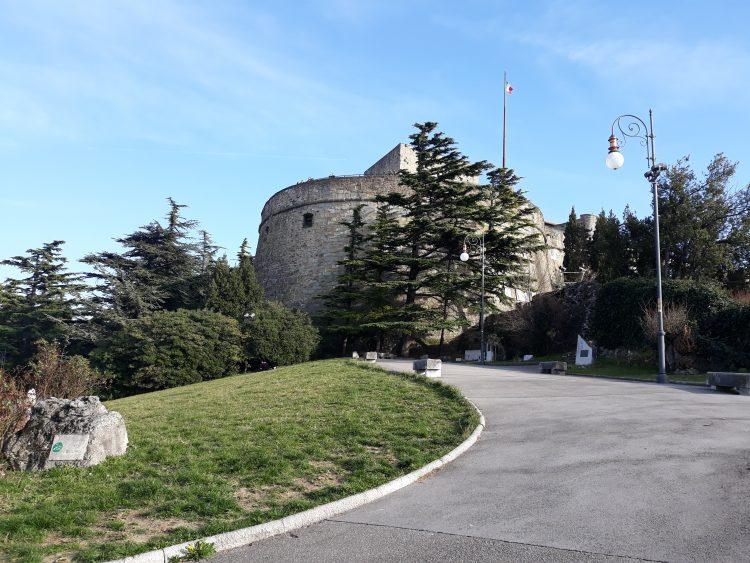 castello di san giusto-trieste