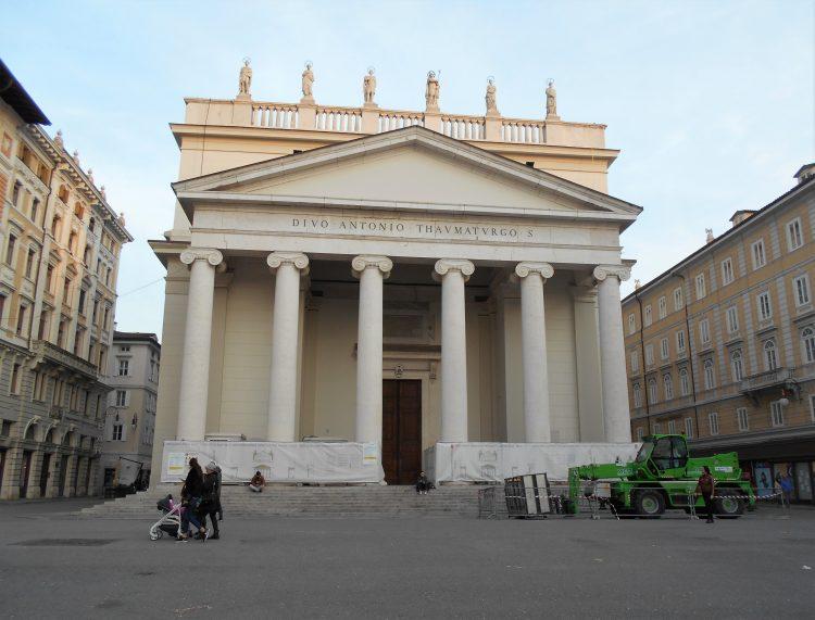 chiesa di sant'antonio trieste
