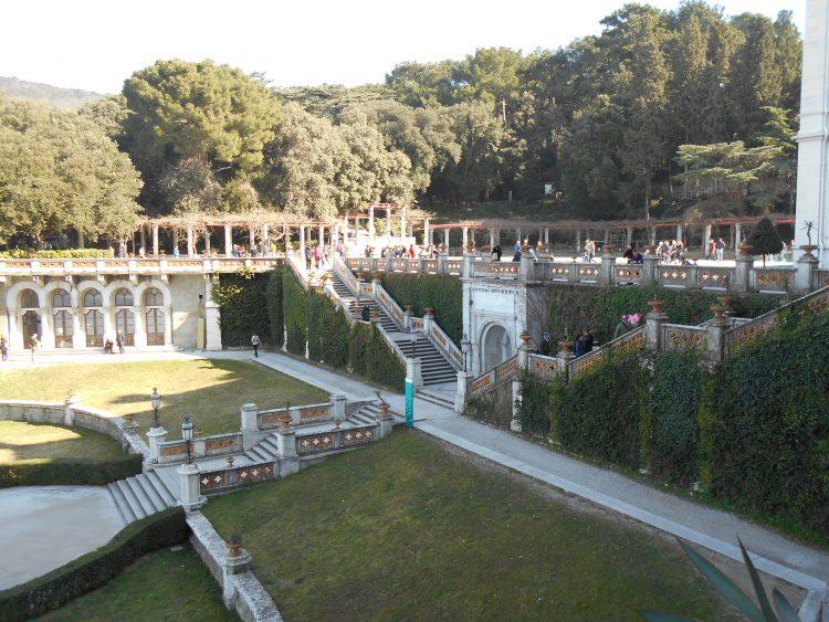 giardini castello miramare-souvenirdiviaggio
