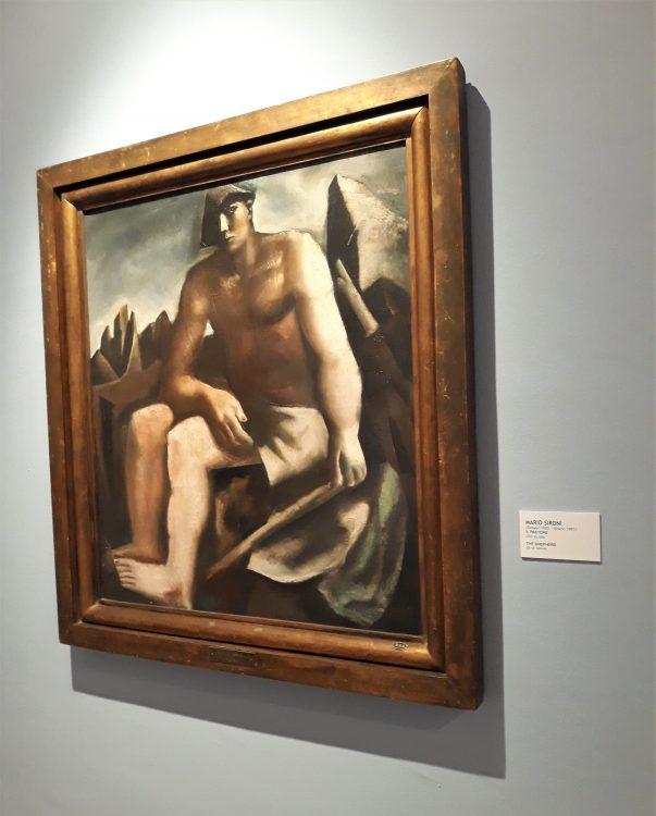 mario sironi-museo revoltella