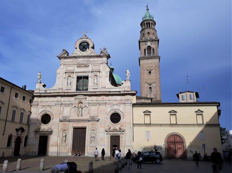 abbazia di san giovanni evangelista, parma