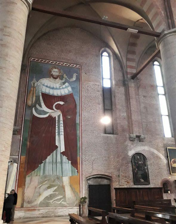 san cristoforo, chiesa di san nicolò-treviso