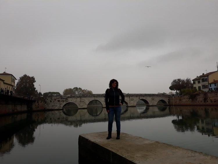 ponte tiberio rimini-romagna