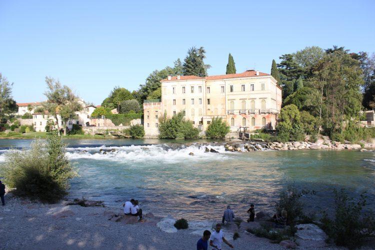 fiume bassano del grappa