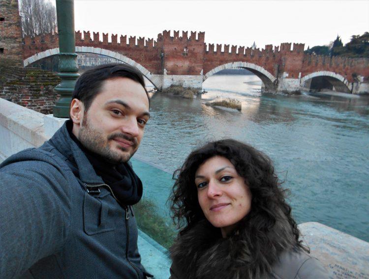 Castelvecchio-verona in love