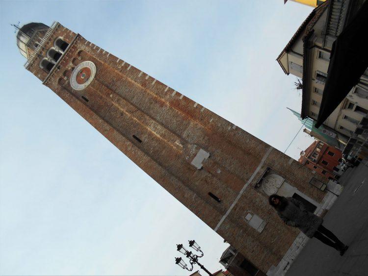 campanile santa maria assunta chioggia