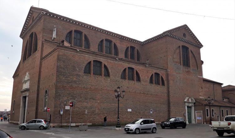 Cattedrale di santa maria assunta chioggia