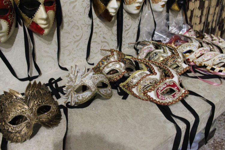 maschere veneziane -casanova