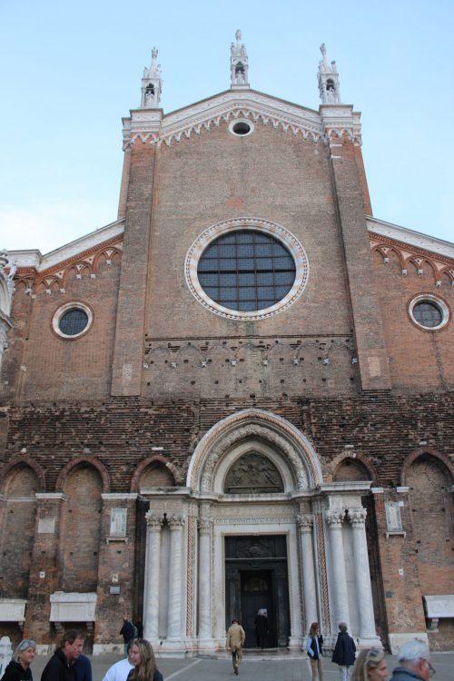 basilica di san giovanni e paolo-venezia