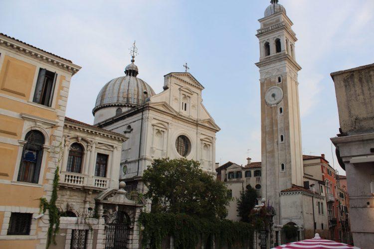 chiesa di san giorgio dei greci-venezia