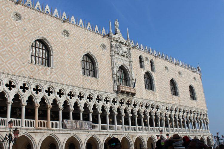dettaglio palazzo ducale-venezia