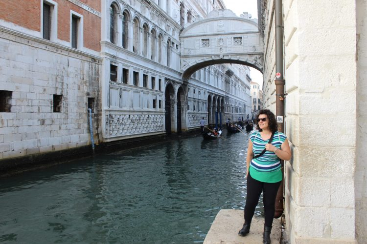 ponte dei sospiri-venezia