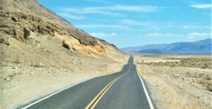Death Valley National Park-tour las vegas e california