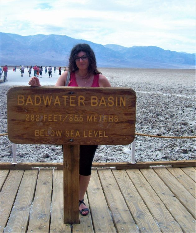 badwater-death valley