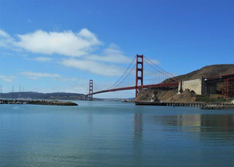 Golden Gate Bridge, San Francisco - California